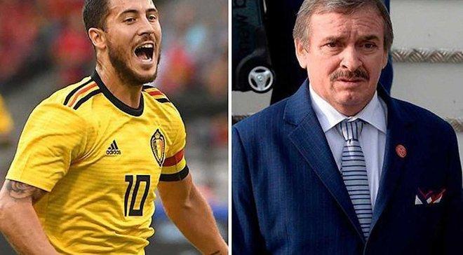 Тренер Коста-Рики не знает, кто такой Азар