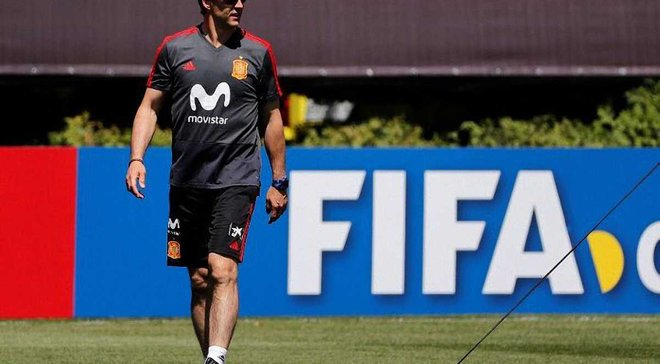 Реал заплатить 2 млн євро компенсації за Лопетегі