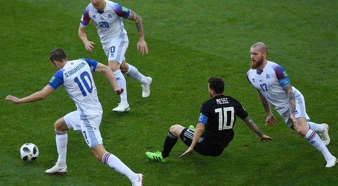 Аргентина – Ісландія – 1:1 – відео голів та огляд матчу