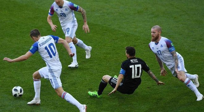 Аргентина – Исландия – 1:1 – видео голов и обзор матча