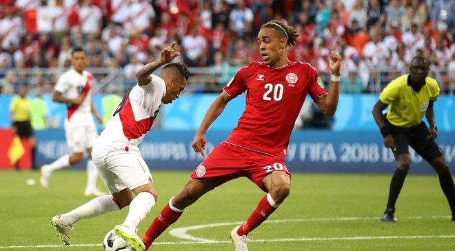 Перу – Дания – 0:1 – видео гола и обзор матча