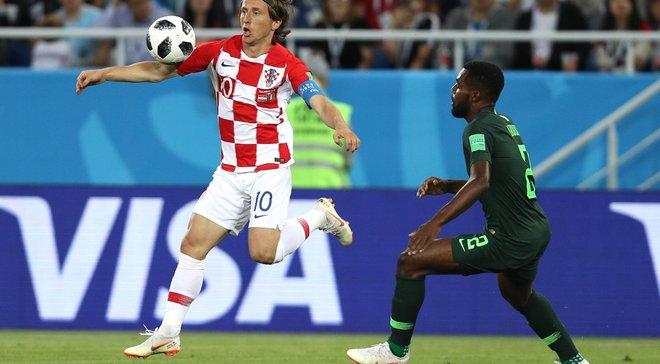 Хорватия – Нигерия – 2:0