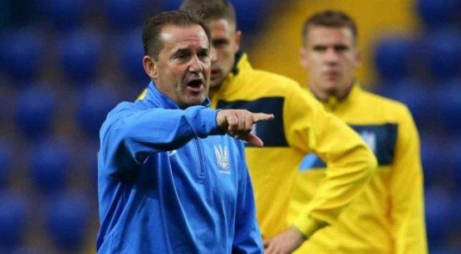 Леоненко: Рад, что Рианчо ушел из сборной Украины