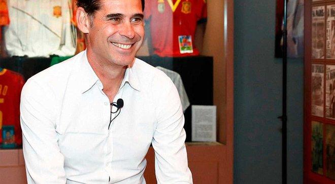 Єрро очолив збірну Іспанії