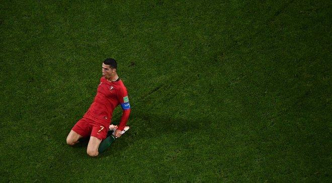 ЧС-2018 Португалія – Іспанія: Роналду творить море рекордів з нічого, і питання до судді Роккі