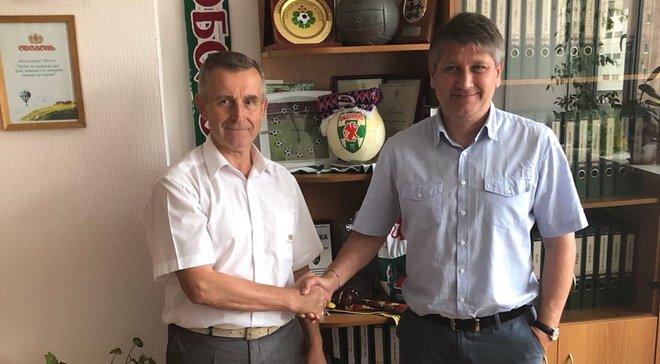 Ковалец официально возглавил Оболонь-Бровар