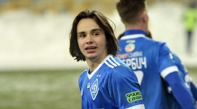Шапаренко: Символично, что свой первый гол за Динамо забил в Мариуполе, в котором прожил 5 лет