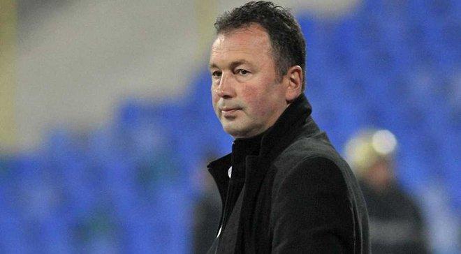 Червенков стал главным тренером Черноморца