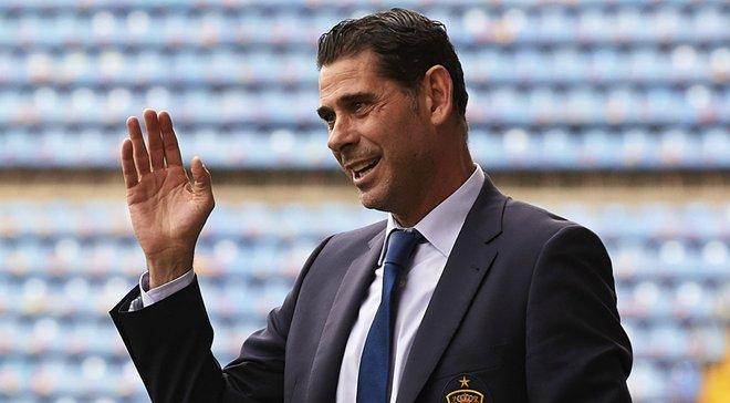 Єрро прокоментував призначення на посаду головного тренера збірної Іспанії