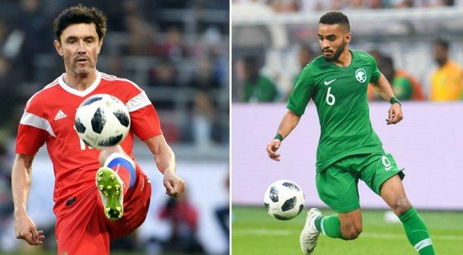Росія – Саудівська Аравія: анонс матчу ЧС-2018