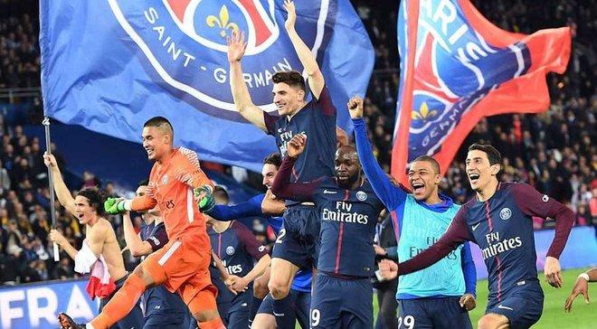 ПСЖ избежал наказания от УЕФА за нарушение финансового фэйр-плей