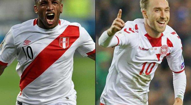Перу – Дания: онлайн-трансляция матча ЧМ-2018 – как это было