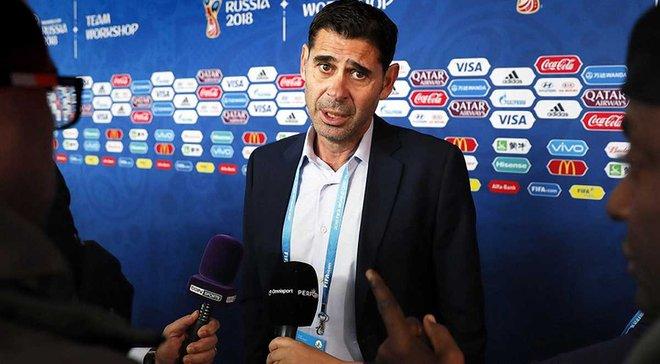 Йерро: Смена тренера не помешает Испании бороться за победу на ЧМ-2018