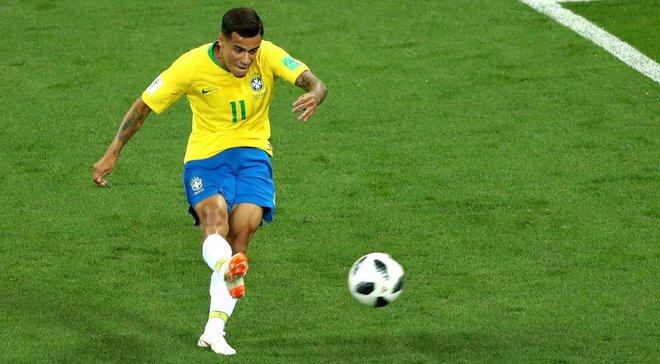 Бразилія – Швейцарія – 1:1 – відео голів та огляд матчу