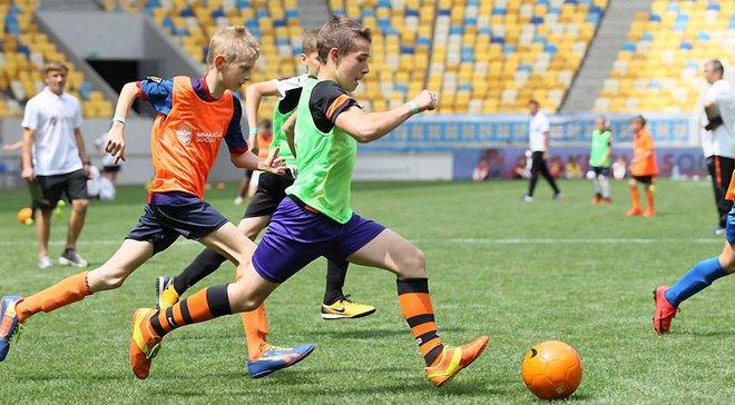 Шахтар запросив 12 юних львівських футболістів в Академію клубу