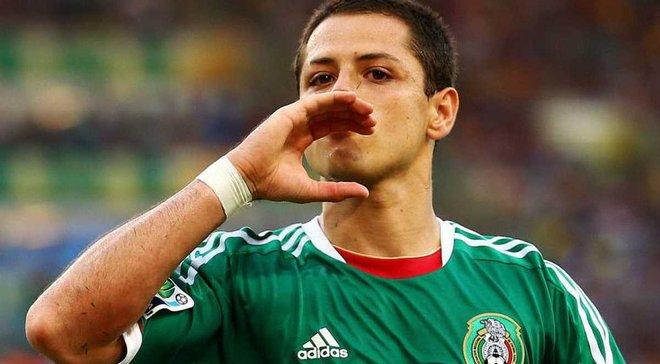 Чичарито: Мексика может повторить подвиг Греции на Евро-2004