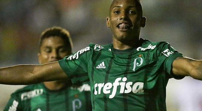 Палмейрас готовий відпустити Фернандо Педро в Шахтар за 5,5 мільйона євро, – бразильські ЗМІ