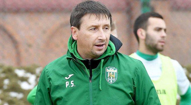 Асистент тренера Карпат Сіренко: При належній роботі можна виконувати будь-які завдання