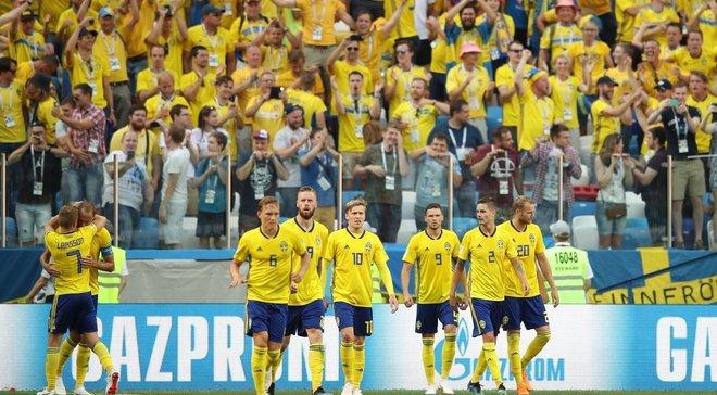 Швеция – Южная Корея – 1:0 – видео гола и обзор матча