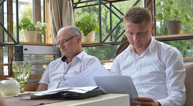 Гоменюк прокоментував призначення на посаду головного тренера Вереса