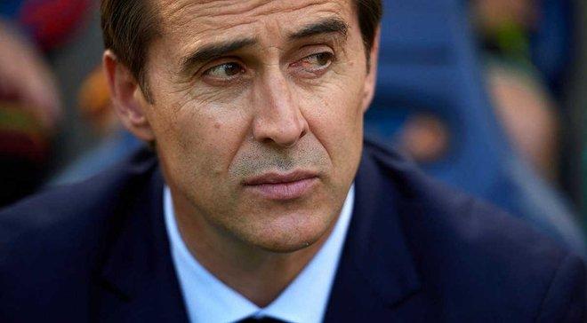 Сьогодні Реал представить Лопетегі у статусі головного тренера