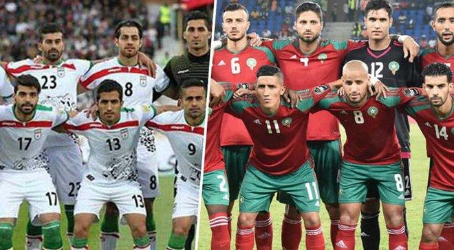 Марокко – Іран: анонс матчу ЧС-2018