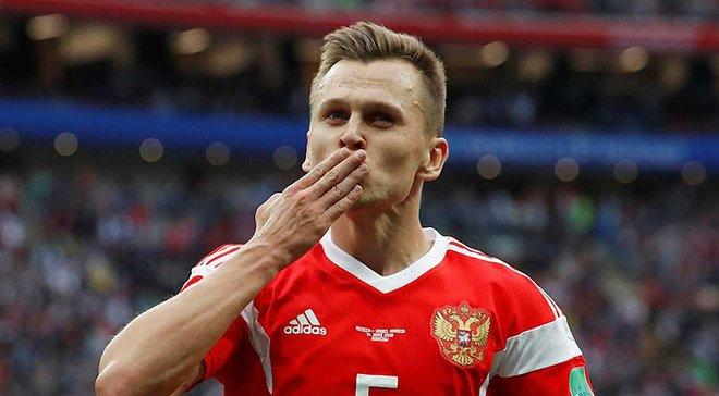 Росія – Саудівська Аравія: Черишев визнаний найкращим гравцем матчу
