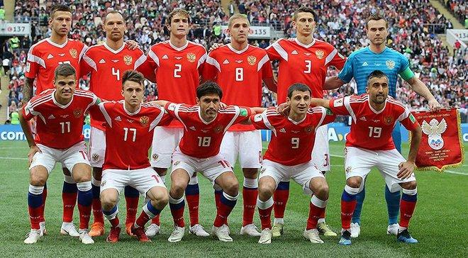 Росія – Саудівська Аравія: господарі наблизились до рекорду збірної Італії