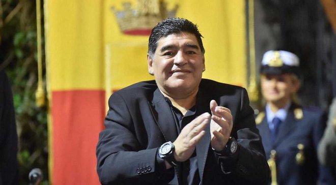 Марадона раскритиковал решение отдать ЧМ-2026 США, Канаде и Мексике
