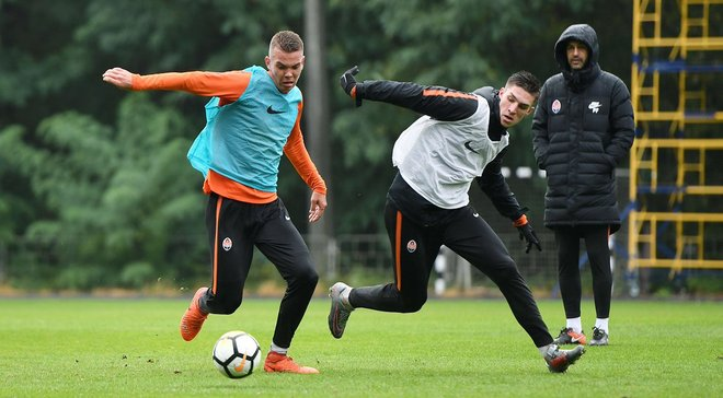 Захисник Шахтаря Сагуткін перейде в Арсенал-Київ