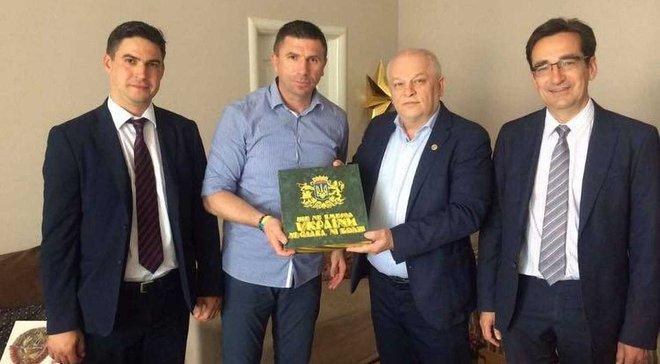 Піріч: Арсенал-Київ розглядає не тільки кандидатури Раванеллі і Штімаца
