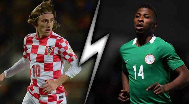 Хорватия – Нигерия: онлайн-трансляция матча ЧМ-2018 – как это было