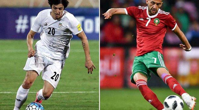 Марокко – Иран: как это было