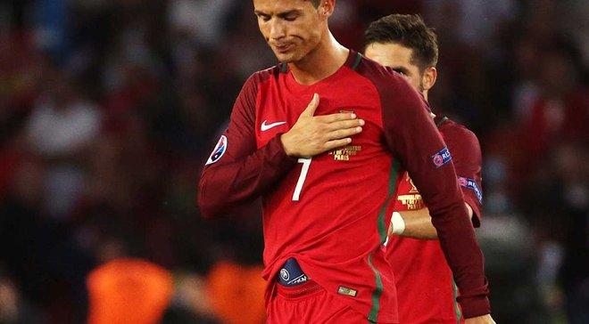 Роналду: Збираємося обіграти Іспанію