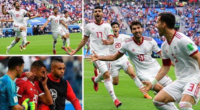 Марокко – Іран на ЧС-2018: антиреклама футболу, камбек вувузелів і драматична розв'язка