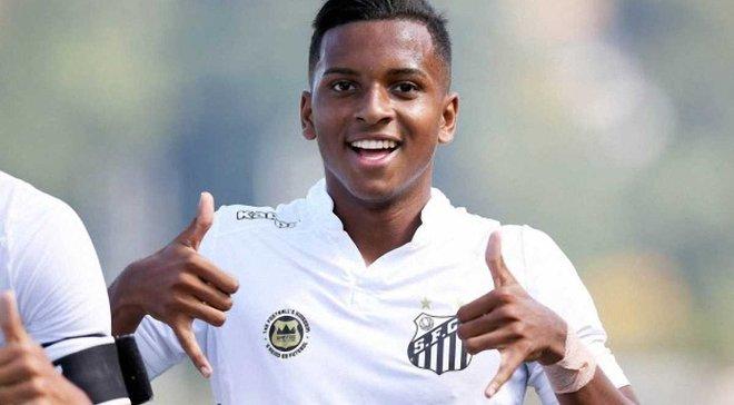 Реал официально оформил трансфер бразильского форварда Родриго