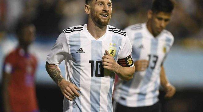 Аргентина – Ісландія: онлайн-трансляція матчу ЧС-2018 – як це було