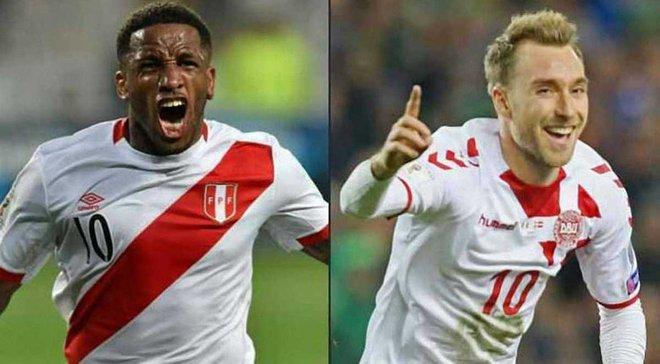 Перу – Дания: прогноз на матч чемпионата мира-2018