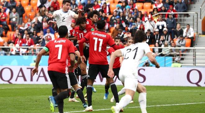 Египет продлил безвыигрышную серию на чемпионатах мира до 5 матчей