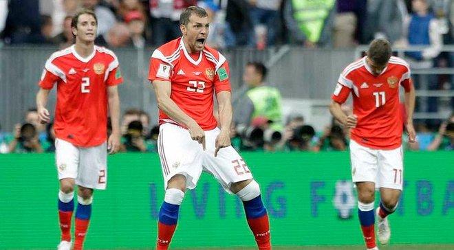Росія – Єгипет – 3:1 – відео голів і огляд матчу