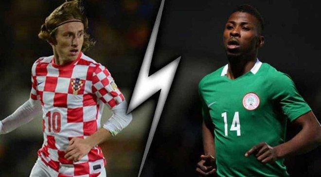 Хорватія – Нігерія: прогноз на матч чемпіонату світу-2018