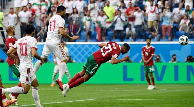 Марокко – Иран: автогол Бухаддуза стал самым поздним в истории чемпионатов мира