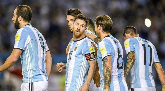 Аргентина – Исландия: Сампаоли назвал состав на матч