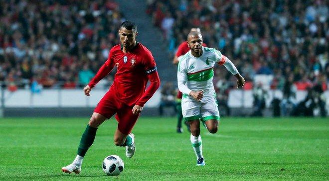 Португалія – Іспанія: Роналду повторив рекорд Пеле