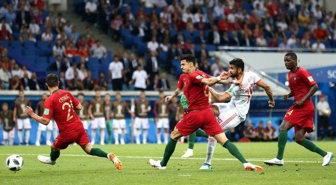 Португалия – Испания: Коста забил гол своим первым ударом на чемпионатах мира