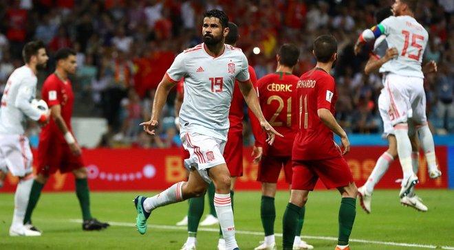 Диего Коста: Мы заслуживали победить