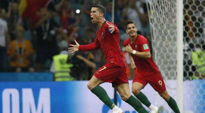 Португалія – Іспанія: Роналду визнаний найкращим гравцем матчу