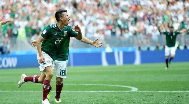 Німеччина – Мексика: онлайн-трансляція матчу ЧС-2018 – як це було