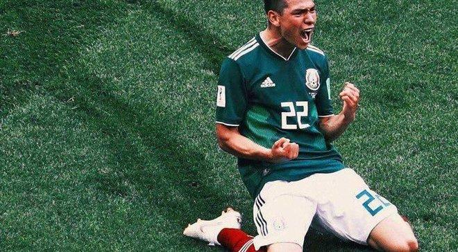 ЧС-2018: Німеччина сенсаційно програла матч проти Мексики