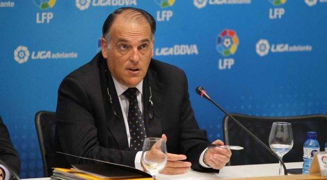 Президент Ла Лиги – о решении УЕФА относительно ПСЖ: Оно доказывает, что ФФП мертв